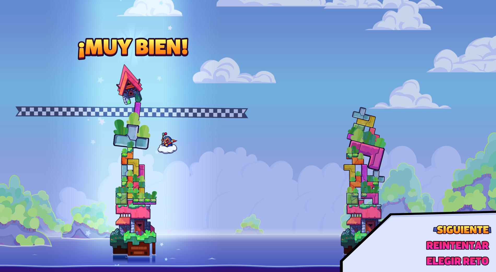 tricky-towers-retos-un-jugador
