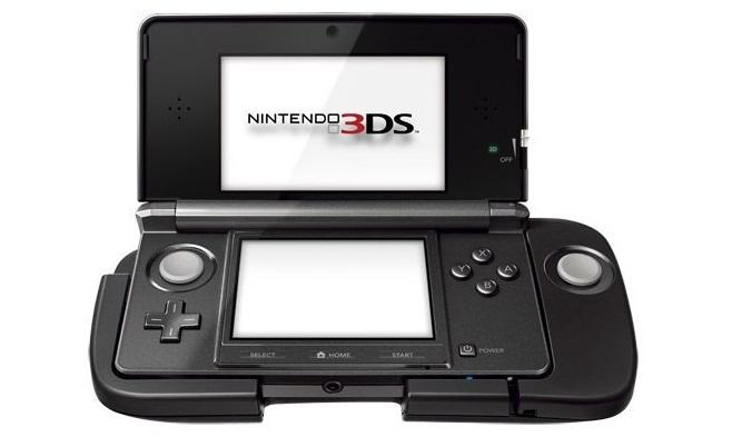 3DS Expansion Slide Pad