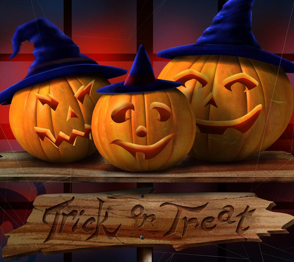 Fondo Android Halloween 1