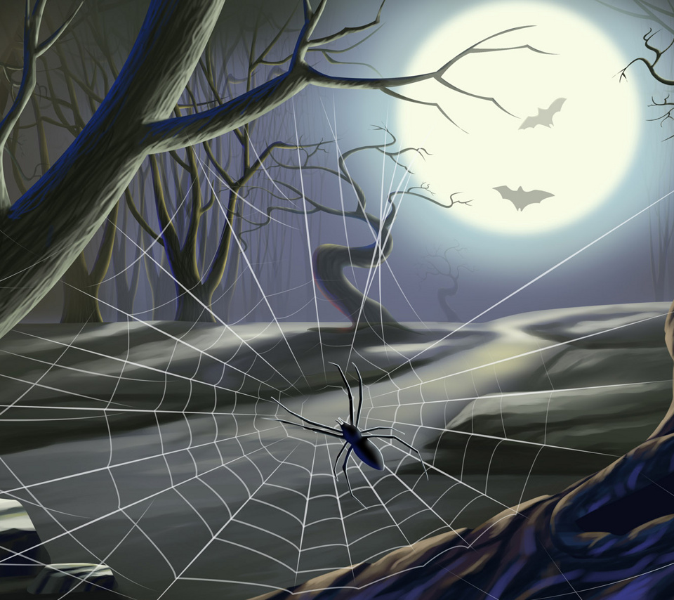 Fondo Android Halloween 4
