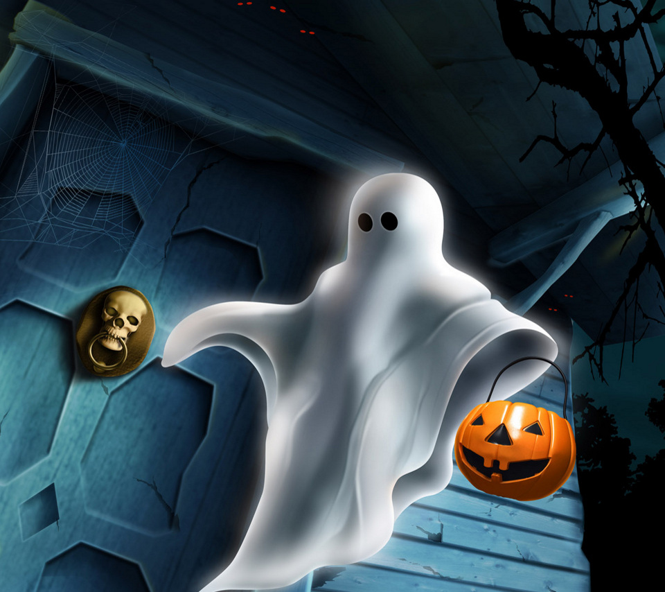 Fondo Android Halloween 8