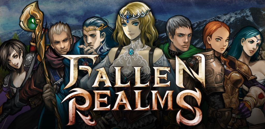 Fallen Realms: Un nuevo RPG para android