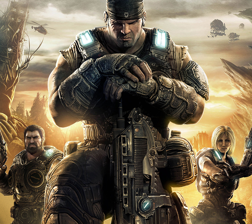 Gears Of War wallpaper android