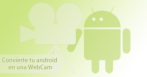 webcam android