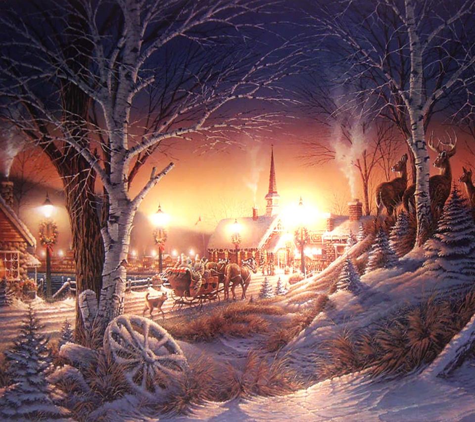Fondos navideños (4)
