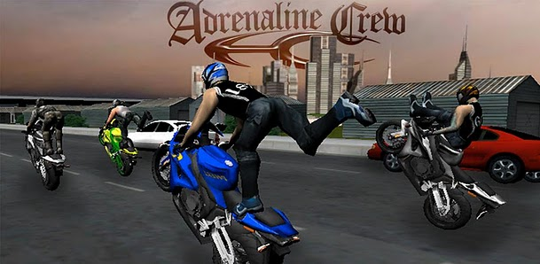 Race Stunt Fight! Motorcycles android