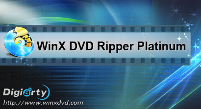 WinX DVD Ripper Platinum software