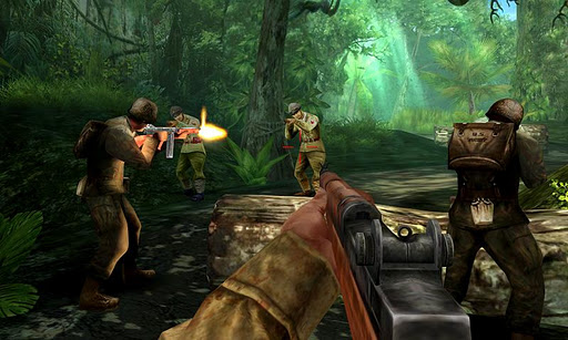 brothers in arms 2 global front android