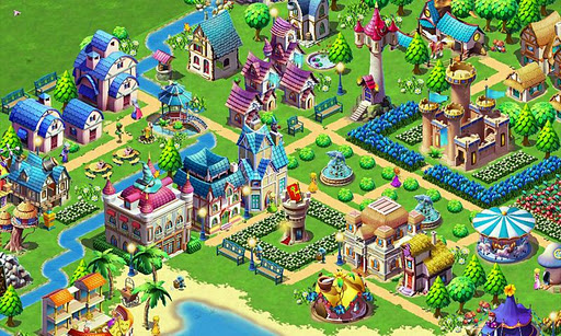 fantasy town android
