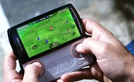 FIFA 12 Xperia Play
