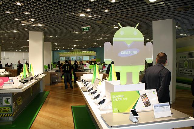 tienda android