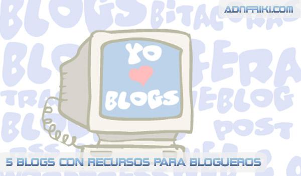 recursos para blogueros