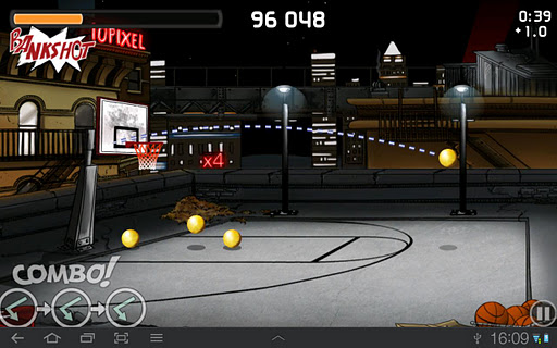 tip-off basketball android
