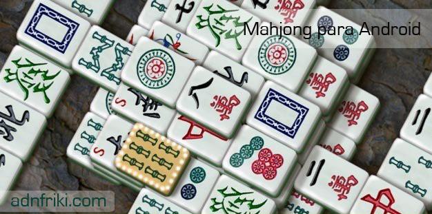Mahjong Juega A Mahjong En Tu Android Adnfriki