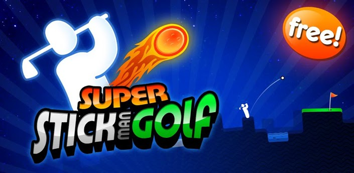Súper Stickman Golf