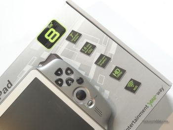 archos gamepad box