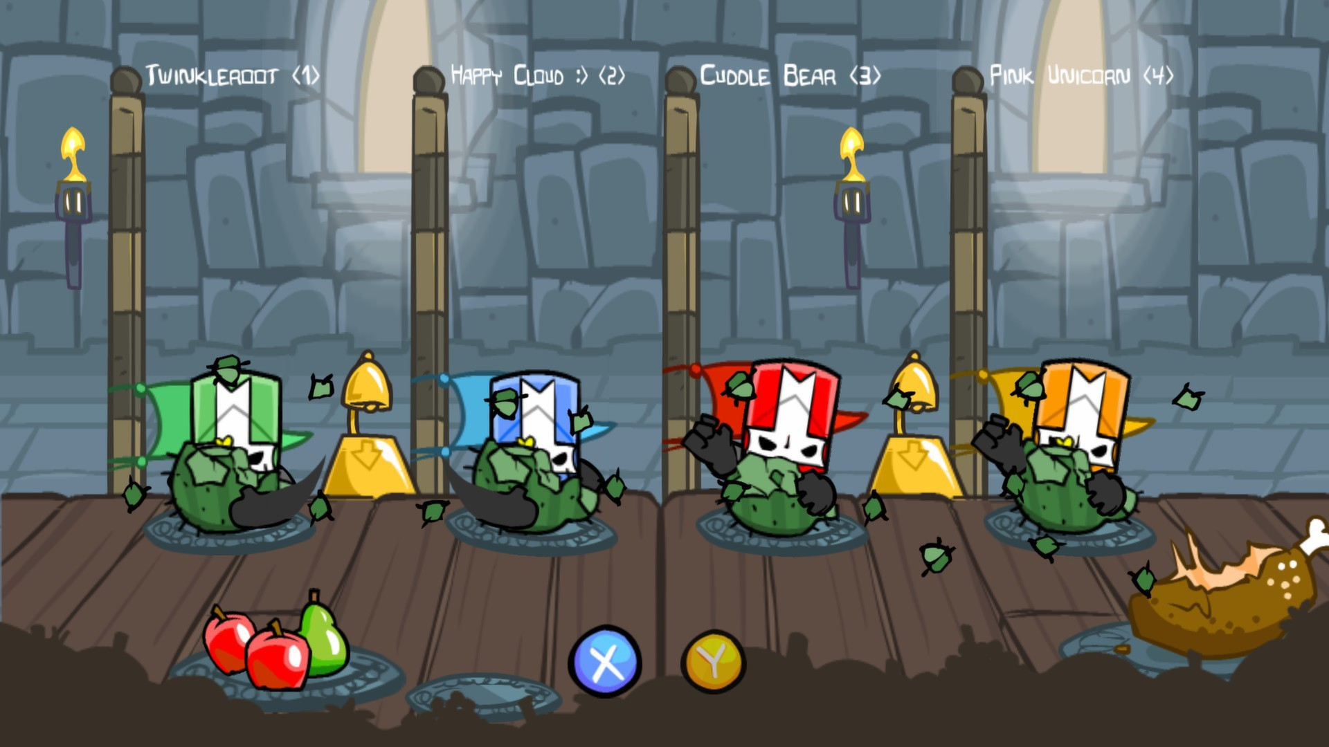 castle crashers steam