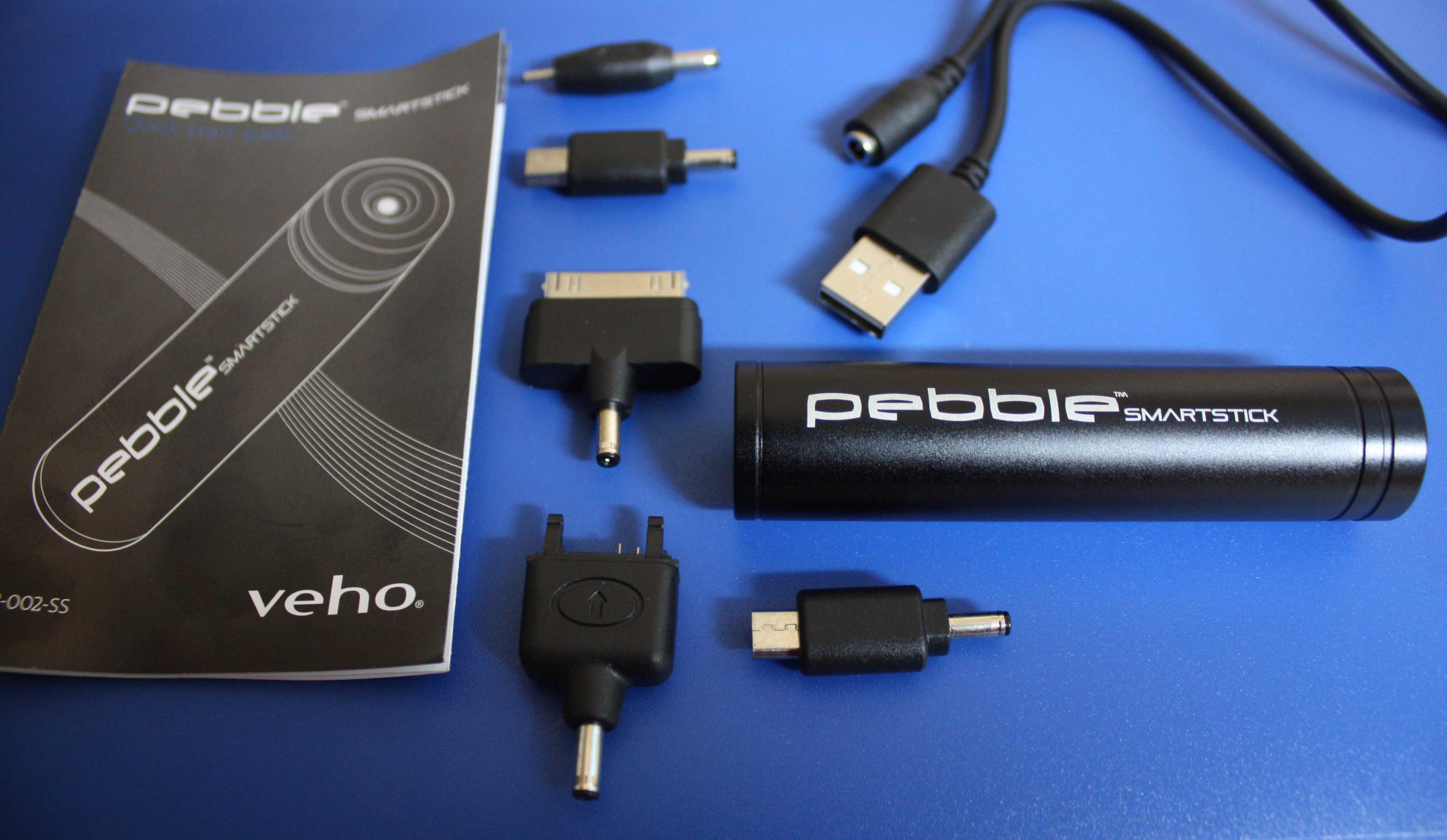Cargador Veho Pebble Smartstick Accesorios