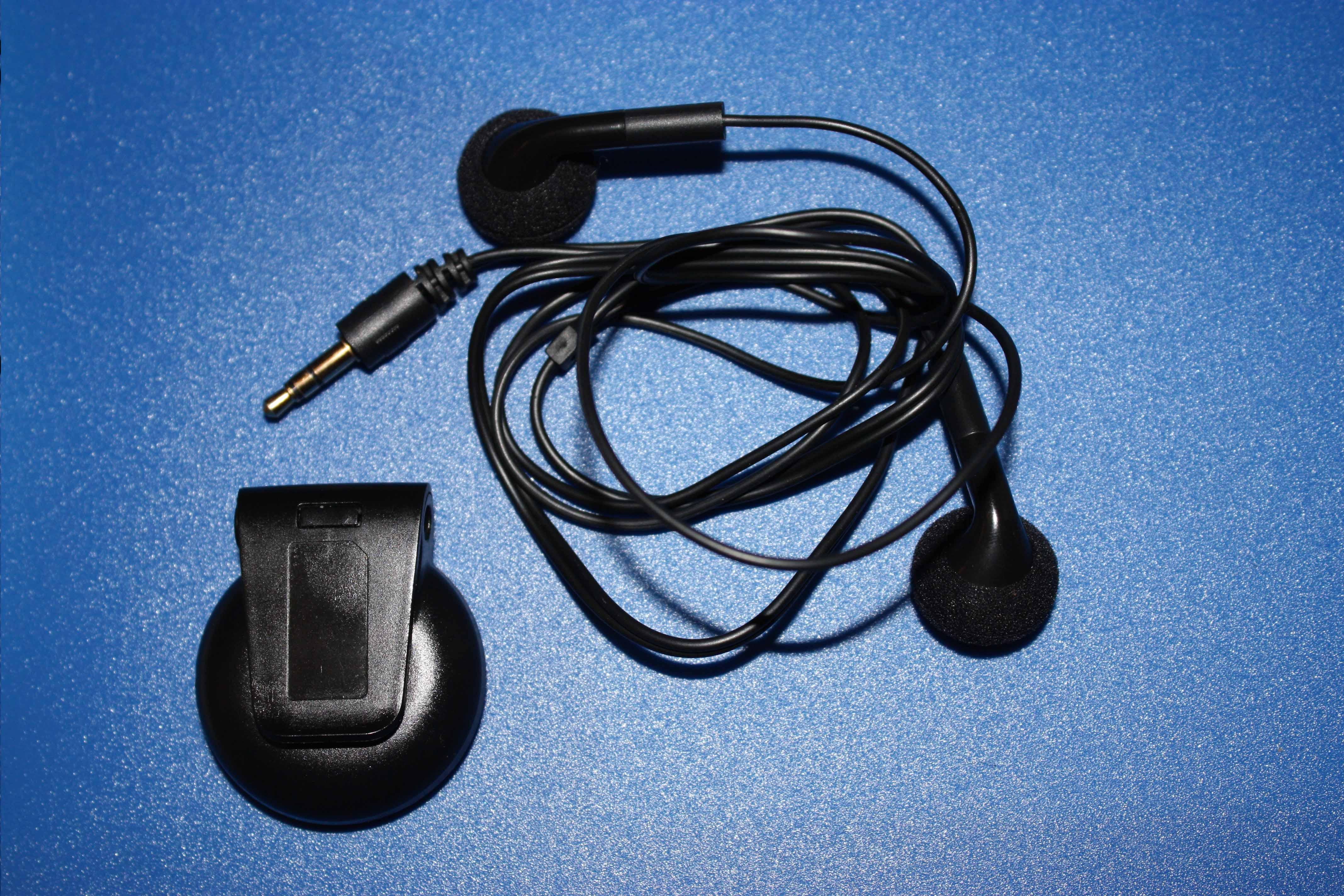 SD30 Clip auriculares
