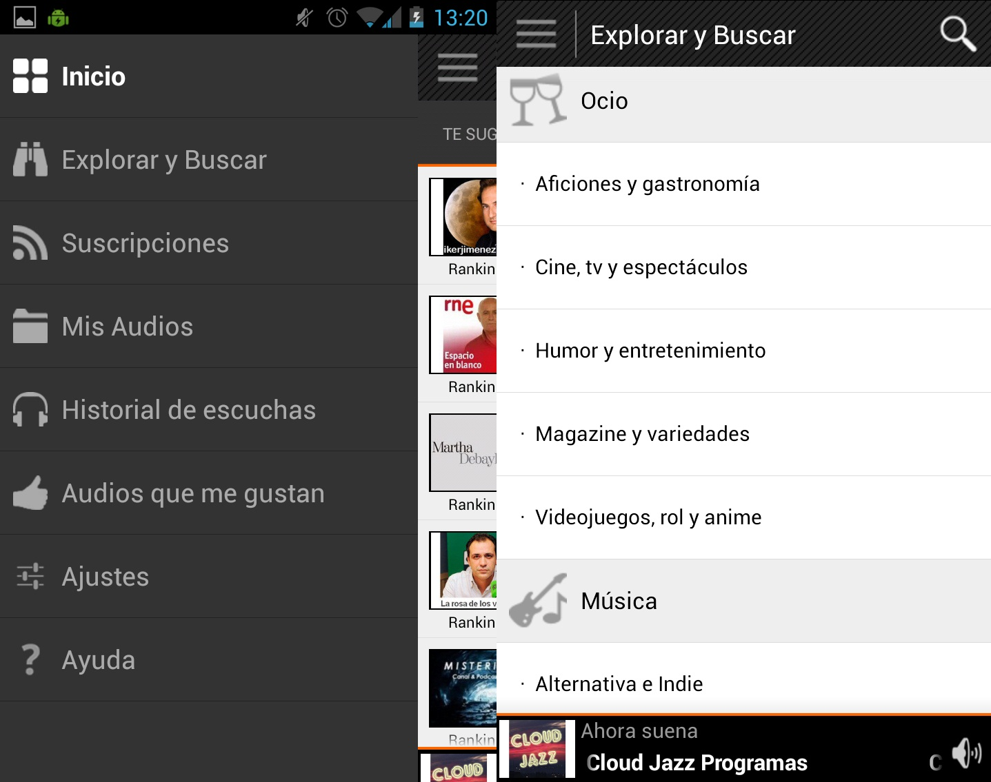 ivoox android