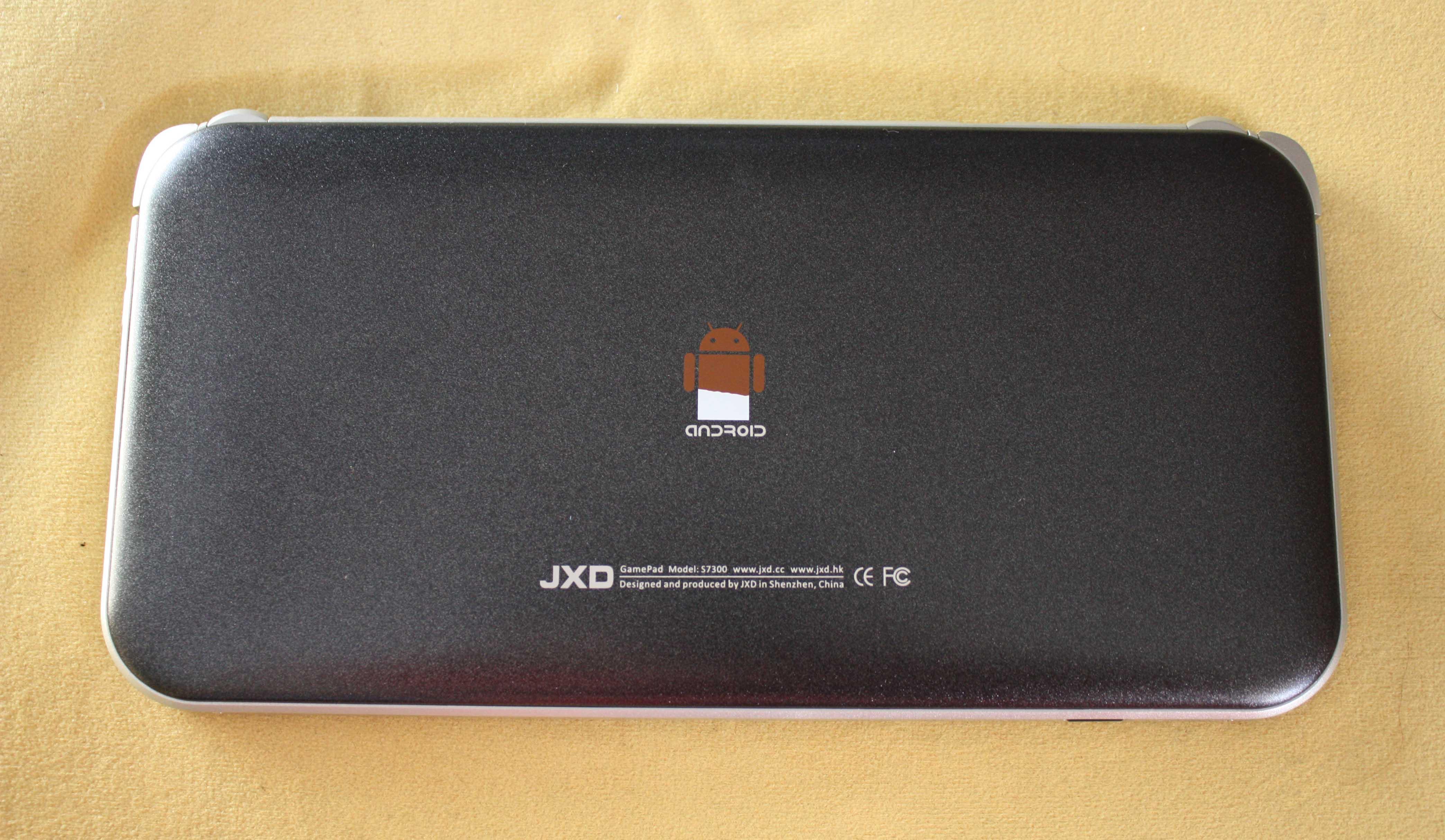 jxd s7300b posterior