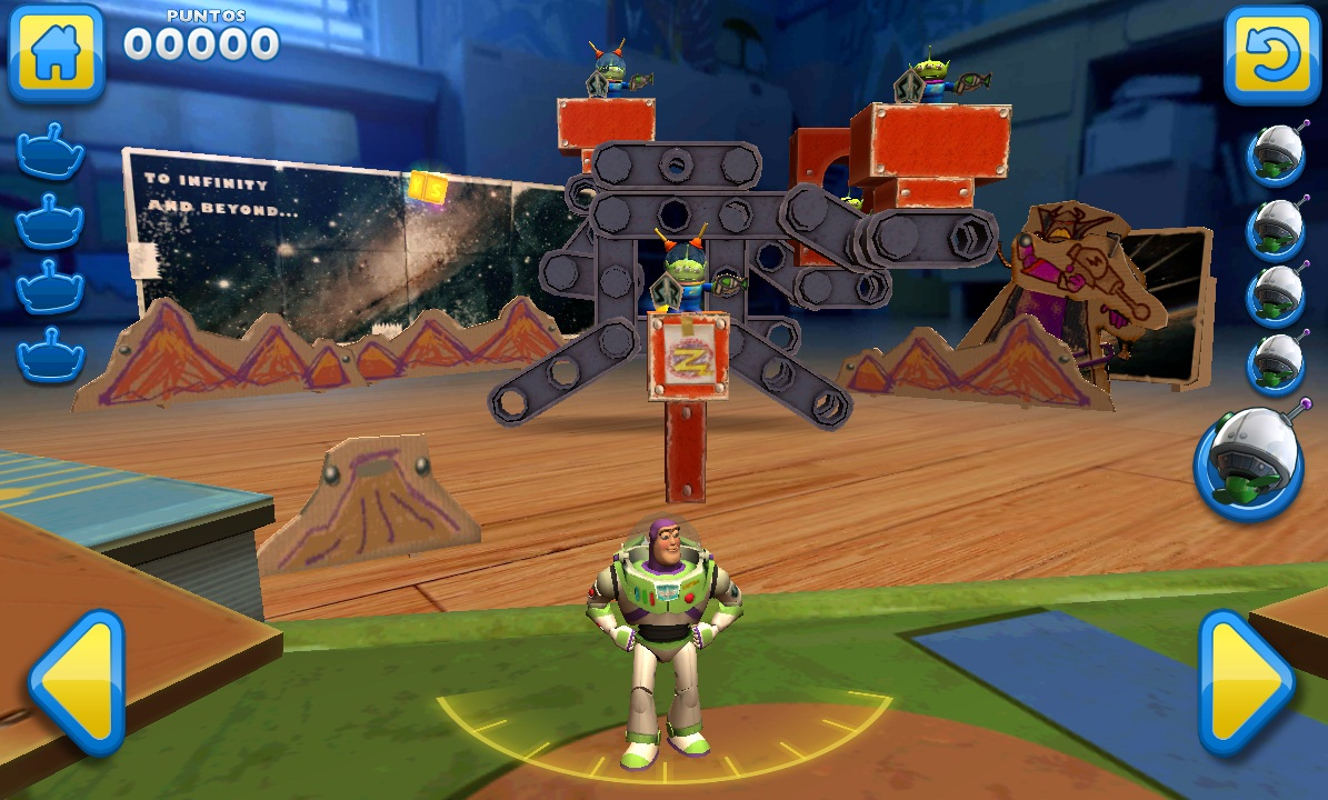 toy story juego para android