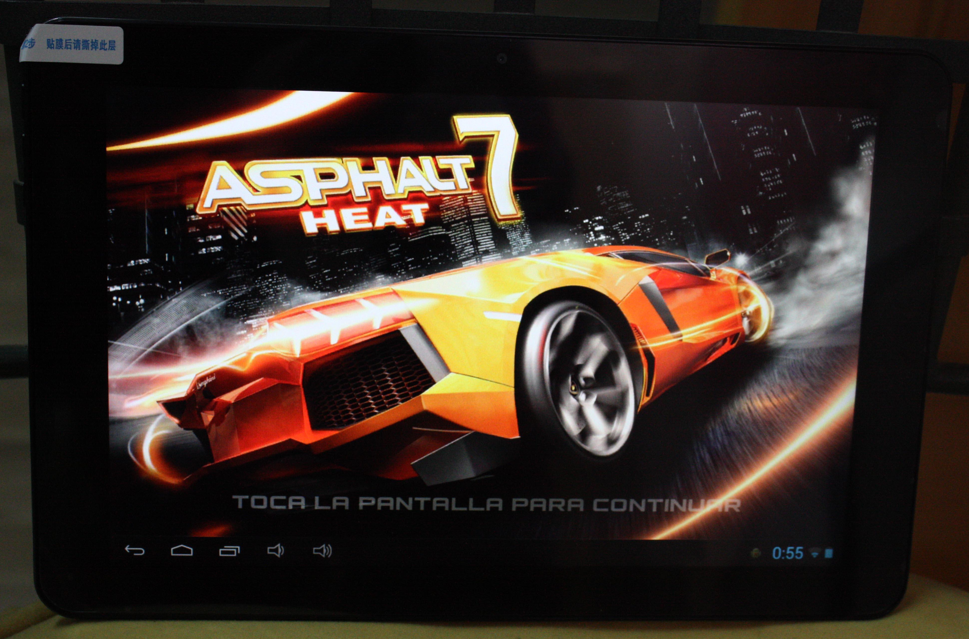 Cube U30GT2 asphalt 7 heat