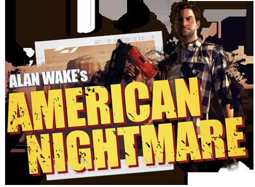alan wake american nightmare png