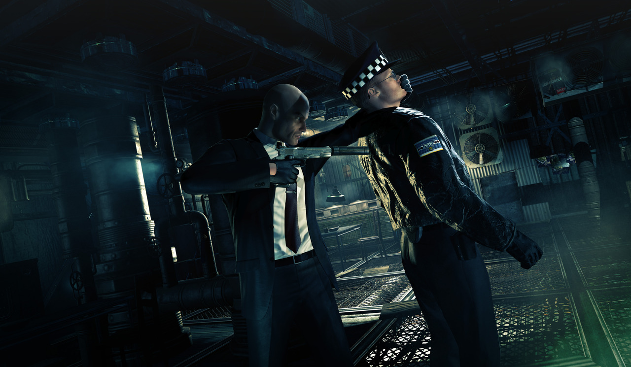 hitman absolution juego