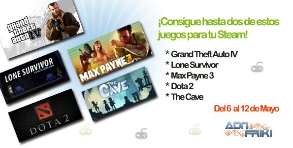 juegos mayo 2013