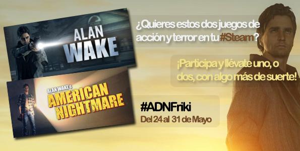 sorteo alan wake adnfriki.com
