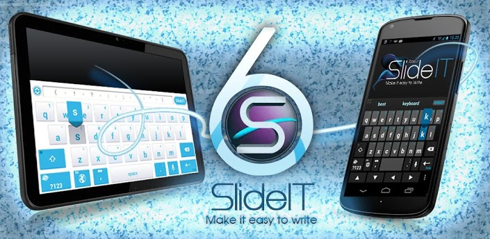 Teclado SlideIT