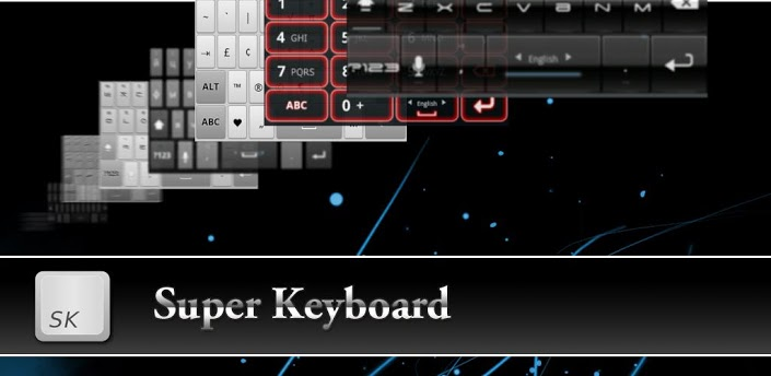 super keyboard