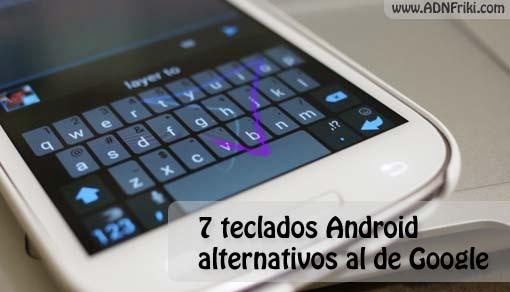 teclados para android
