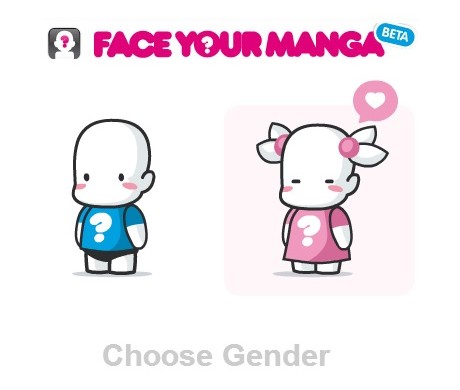 tutorial avatar face your manga