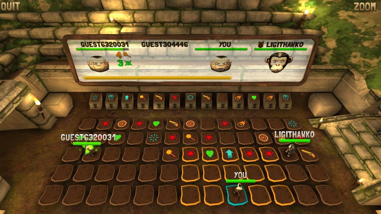 Battle Monkeys Multiplayer android
