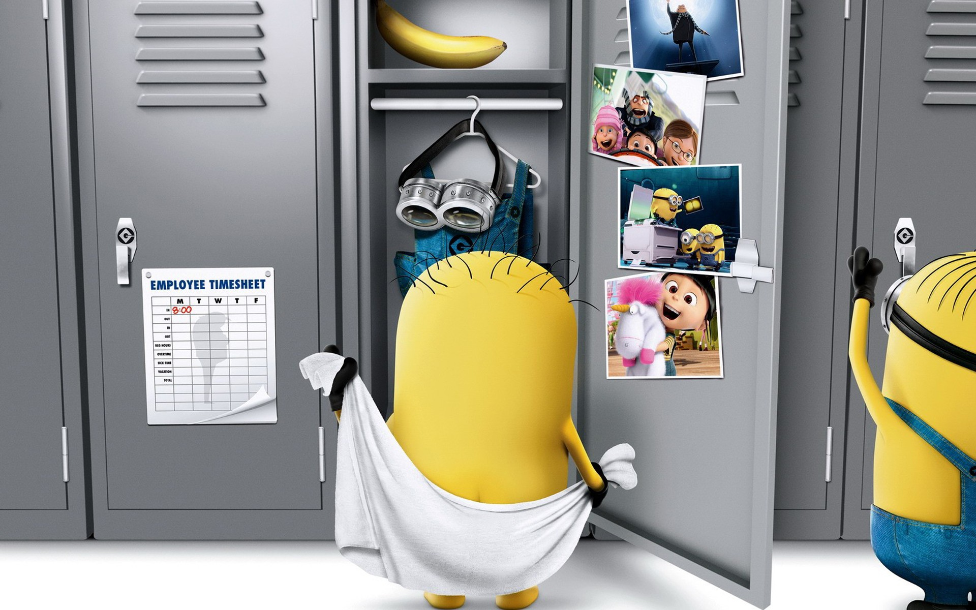 fondo gru mi villano favorito 2 hd