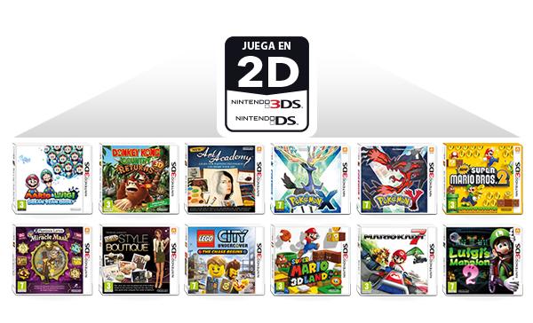 Nintendo 2ds Caracteristicas Precio Disponibilidad Adnfriki