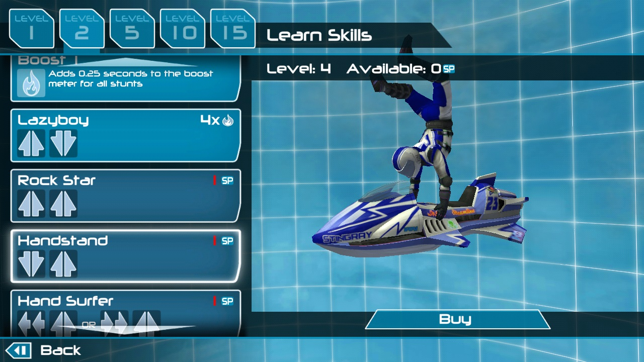 riptide gp2 learn skills