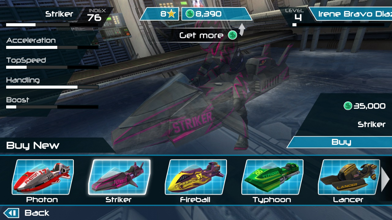 riptide gp2 shop