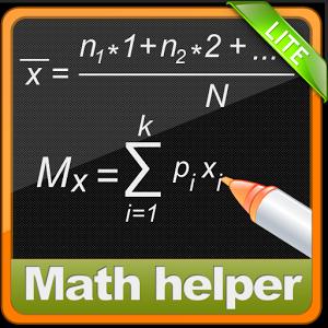 Math Helper Lite