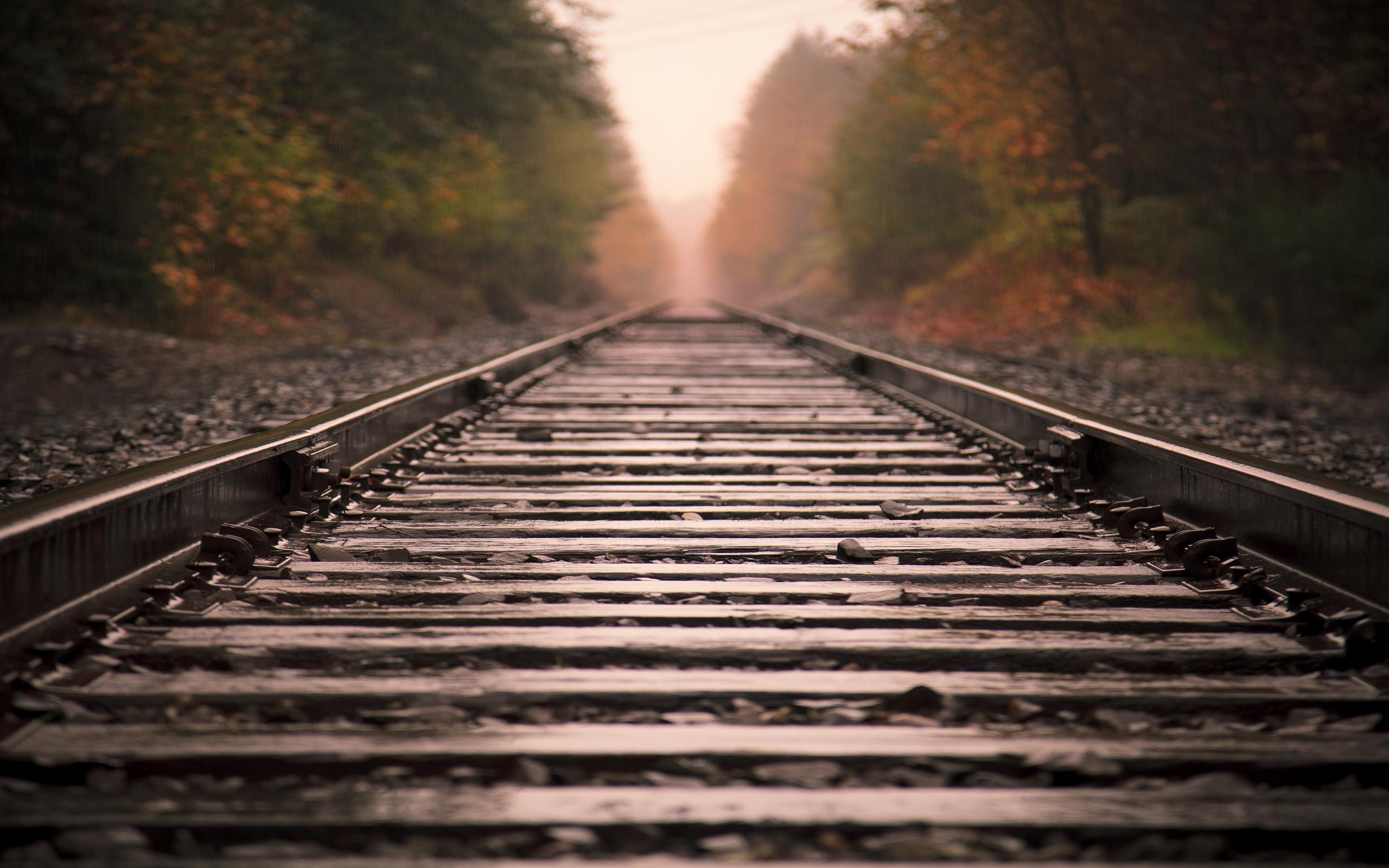 Fondos Vías de ferrocarril (Railroad Tracks) ADNFriki (4)