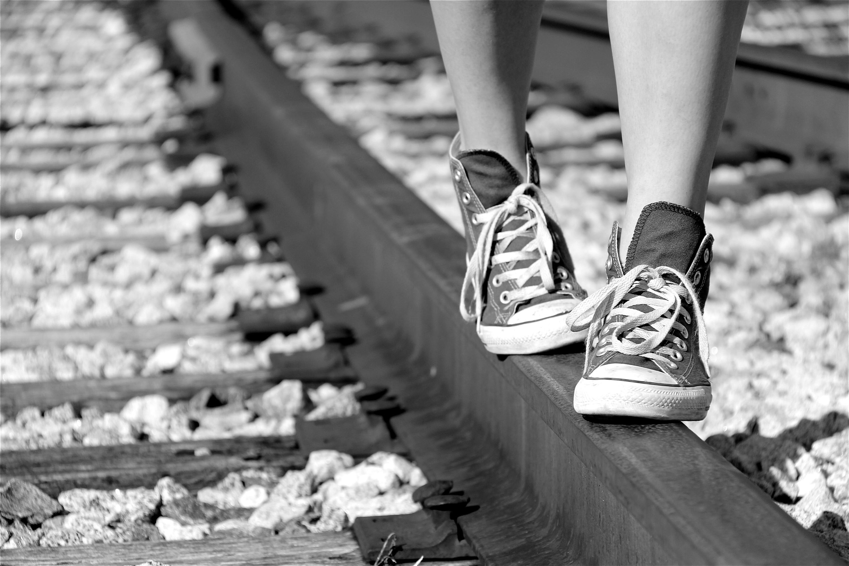 Fondos Vías de ferrocarril (Railroad Tracks) ADNFriki (7)