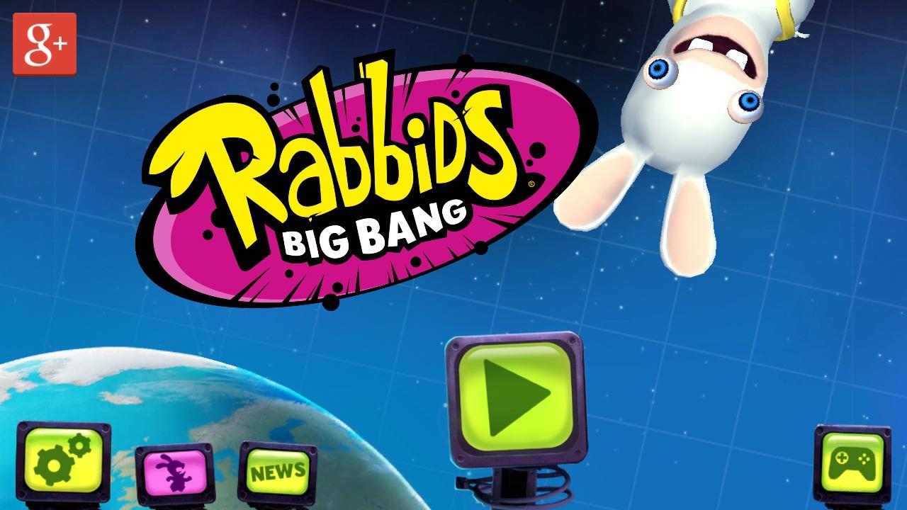 Rabbids Big Bang para android