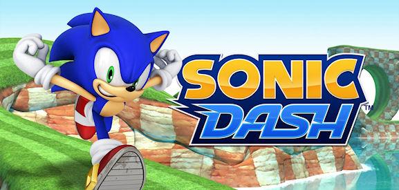 Sonic Dash Juego