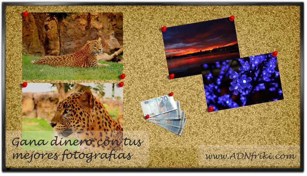 Vender fotografias