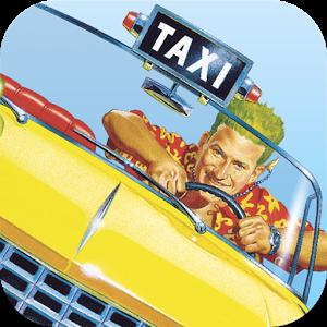 Crazy Taxi Android Logo