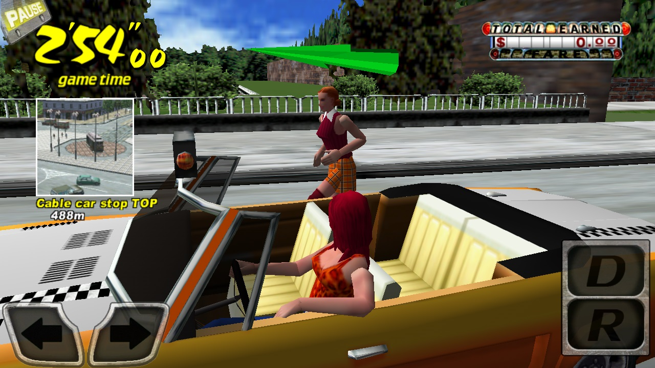 Crazy Taxi Free