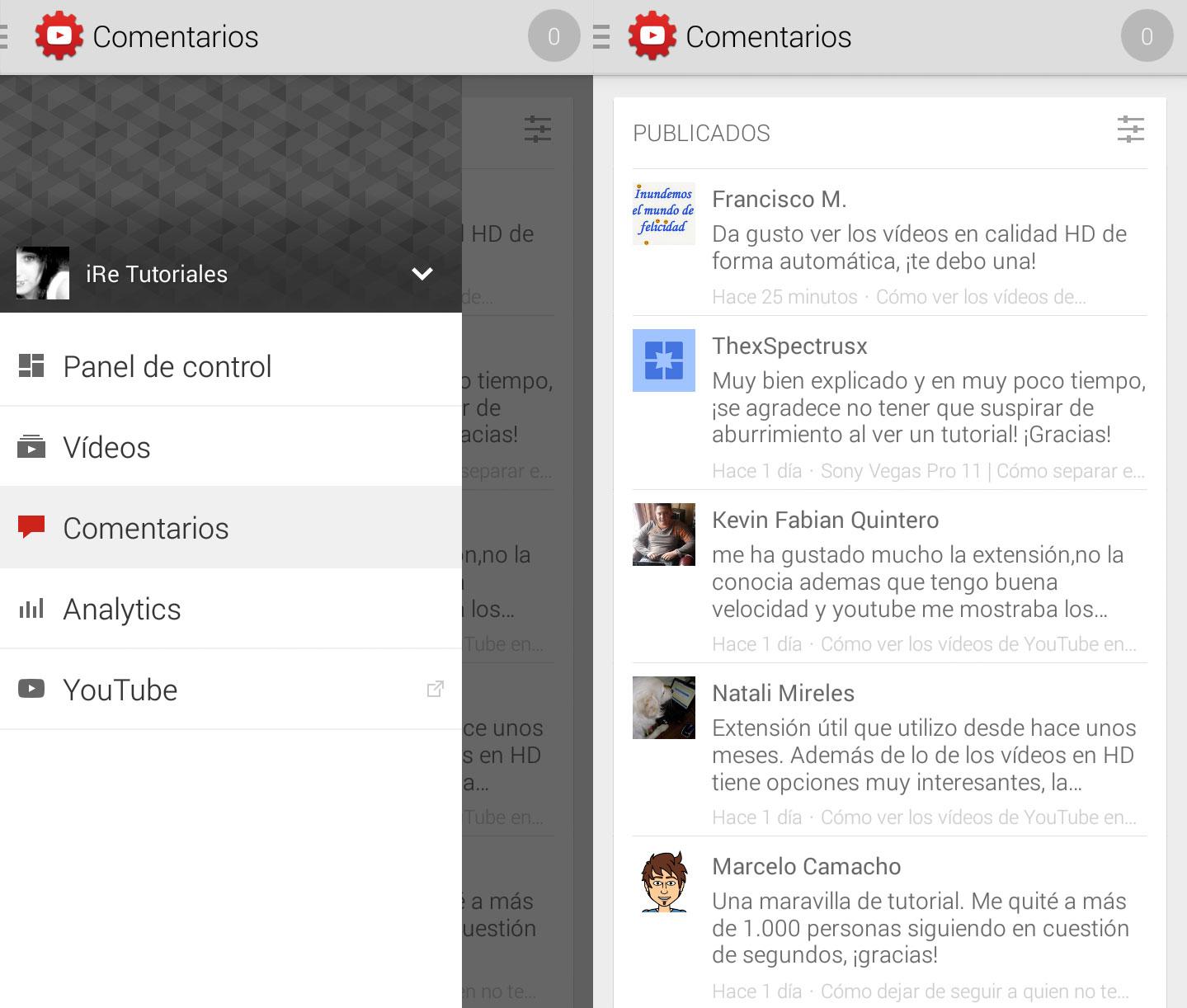 Gestionar-Comentarios-YouTube-Android
