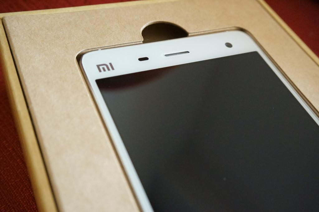 Mi 4 Xiaomi Unboxing